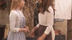 Spoiler Il Segreto fine settembre: Isaac scopre che Antolina era incinta di soli tre mesi