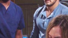 Beautiful anticipazioni: il dottor Reese rapisce la figlia di Hope e Liam