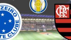 Cruzeiro x Flamengo: transmissão ao vivo neste sábado (21), às 17h, no Premiere