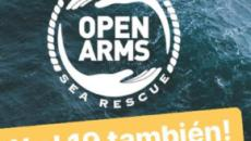 Dos eventos solidarios en honor de la ONG Open Arms