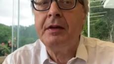 Sgarbi: 'Questo è governo Grillo-Renzi, Zingaretti non può essere completamente c...'