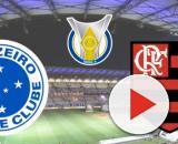 Cruzeiro x Flamengo com transmissão ao vivo exclusiva no Premiere. (Fotomontagem)