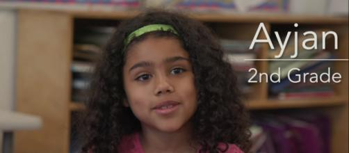 Education is important for everyone throughout the world. [Image Source: U.S. Department of Education/YouTube]
