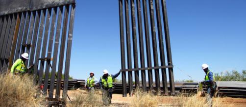 EEUU continua las obras de mejoramiento del muro fronterizo, pero debe evaluar su impacto ambiental.
