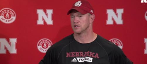 Frost could be about to ramp up 2020 recruiting [Image via Nebraska Huskers/YouTube]