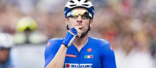 Il Campione Europeo Elia Viviani