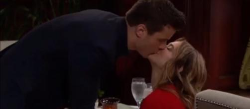 Kyle and Summer could be headed for a reunion. [Image Source:The Young and the Restless/YouTube]