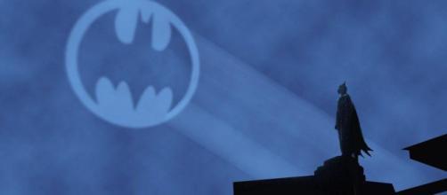 La señal de Batman que se podrá ver en Barcelona.