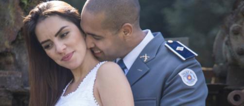 Mãe de Tenente Gonçalves conta como está o filho após perder a noiva. (Arquivo Pessoal)