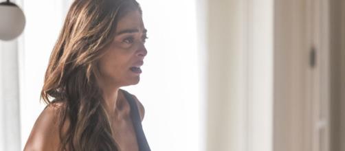 Maria da Paz irá se preocupar com a amiga. (Reprodução/ TV Globo)