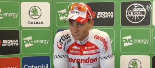Mathieu Van der Poel punta alla vittoria