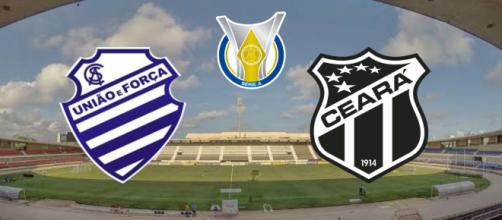 O CSA recebe o Ceará com transmissão ao vivo do Premiere. (Arquivo Blasting News)
