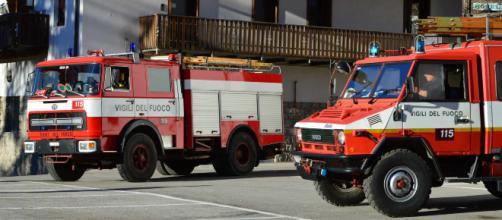 Pompieri- immagine di repertorio