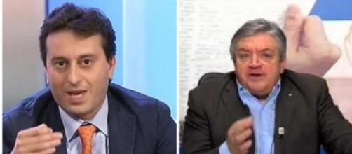 Spatalino licenziato da Telecittà dopo gli insulti a David Parenzo