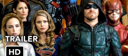 """Tom Welling is confirmed to be on the upcoming Arrowverse crossover """"Crisis on Infinite Earths."""" [Image Credit: TV Promos/YouTube]"""