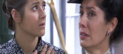 Una Vita trame: Rosina rivela che Casilda è la figlia del suo defunto marito Maximiliano