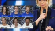 Anticipazioni Amici Celebrities: Martin Castrogiovanni e Chiara Giordano primi eliminati