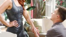 Beautiful, trame americane: Wyatt chiede a Sally di diventare sua moglie