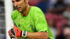 Juve, Buffon contro Verona ricomincia da dove aveva lasciato nel 2018