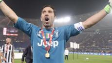 Juve, Buffon se sarà titolare contro il Verona arriverà a 902 presenze con vari club