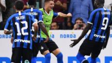 Milan-Inter 0-2, le pagelle nerazzurre: Godin un muro, bene Lukaku e Brozovic