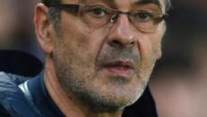 Sarri e i gol subiti: 'Per migliorare bisogna passare a uomo ed essere più aggressivi'