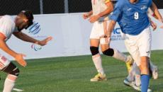 Sebastiano Gravina e un gol applaudito anche da Pancalli: 'Ora vorremmo più visibilità'