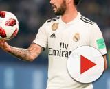 Dalla Spagna: il Real Madrid avrebbe messo in discussione Isco, la Juve osserva