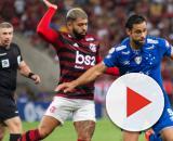 Flamengo visita ameaçado Cruzeiro. (Arquivo Blasting News)
