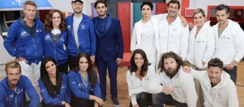 Amici Celebrities replica della prima puntata in streaming su MediasetPlay