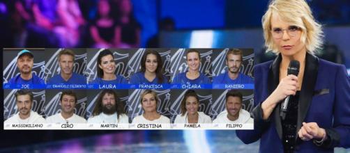 Anticipazioni Amici Celebrities: Martin Castrogiovanni e Chiara Giordano eliminati alla prima puntata.