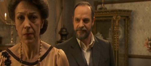 Francisca e Ramundo costretti a lasciare Puente Viejo