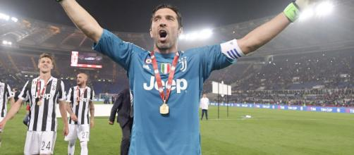Juventus, Buffon verso le 902 presenze assolute