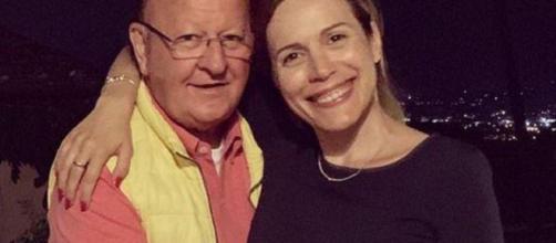 Massimo Boldi: la sua nuova fidanzata è Irene Fornaciari
