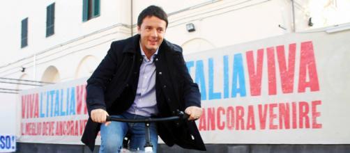 Matteo Renzi, leader di Italia Viva