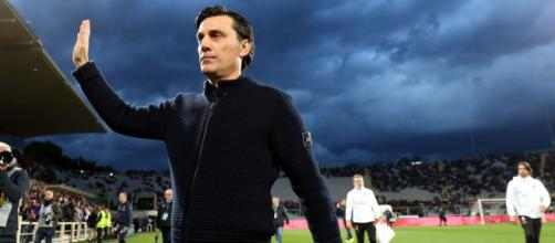 Vincenzo Montella e la Fiorentina a caccia di una vittoria che manca dal 17 febbraio.