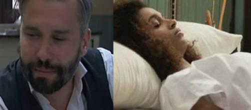 Una Vita, trame spagnole: Felipe non perdona Mauro, Marcia viene operata