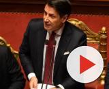 Matteo Salvini e i sospetti su Giuseppe Conte