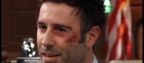 Coby Ryan McLaughlin will soon exit his role as Shiloh. [Image Source:General Hospital/YouTube]