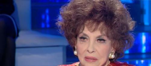 Gina Lollobrigida e il racconto della violenza subita a Domenica In