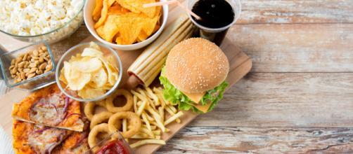 La comida chatarra es un problema grave para la salud