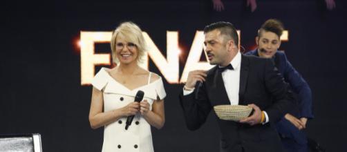 Maria De Filippi rimprovera Pio e Amedeo ad Amici Celebrities