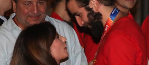 Ricky Rubio será padre con su novia Sara Colomé