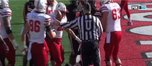 Should Jack Hoffman predict the Huskers game against Ohio State? [Image via ESPN/YouTube]