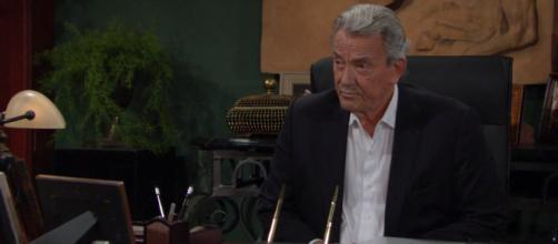 On 'The Young and the Restless,' Victor enjoys his revenge. [Image source: Y&R Twitter verified account]
