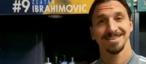 Zlatan Ibrahimovic scored twice yesterday, September 21. [Image Source: Twitter Zlatan Ibrahimovic]