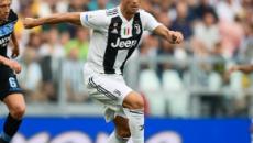Cristiano Ronaldo sul gesto ai tifosi dell'Atletico Madrid: 'La gente parla tanto'