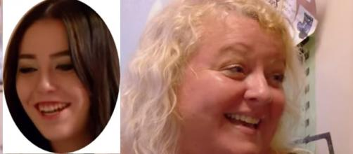 90 Day Fiance Deavan Clegg calls out Laura over #Lauragate lies on pregnancy - Image credit (2) TLC / Youtube