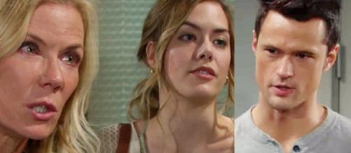 Beautiful, trame Usa: Thomas finge di essere cambiato per dividere i Forrester dalle Logan