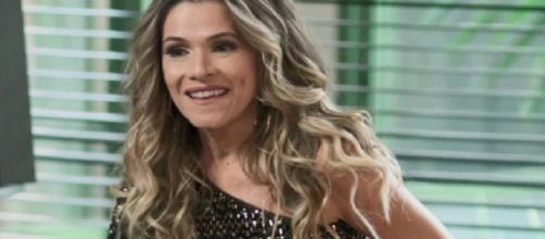 Bom Sucesso: Silvana fica cega e encontra amor nos braços de velho amigo. (Reprodução/TV Globo)